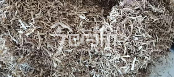岷县药材市场28.8元/kg谈妥的当归股子(验货、未成交)